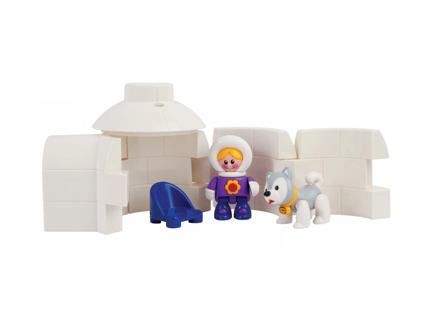 87423 First Friends Igloo Playset