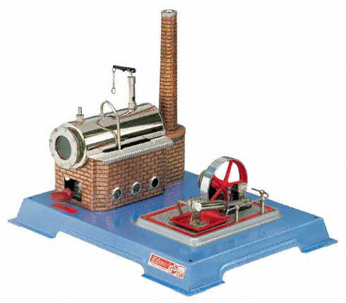 D12 Wilesco Toy Steam Engine