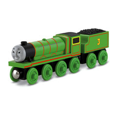 Y4072 Thomas & Friends™ Wooden Railway Henry the Green Engine
