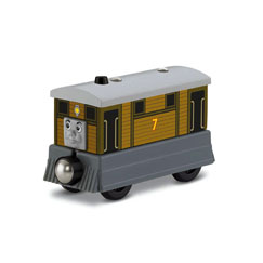 Y4081 Thomas & Friends™ Wooden Railway Toby the Tram Engine