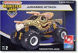 38185 Monster Jam Jurassic Attack