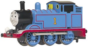 58741 Thomas the Tank Engine with moving eyes