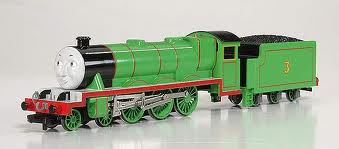 58745 Henry the Green Engine with moving eyes