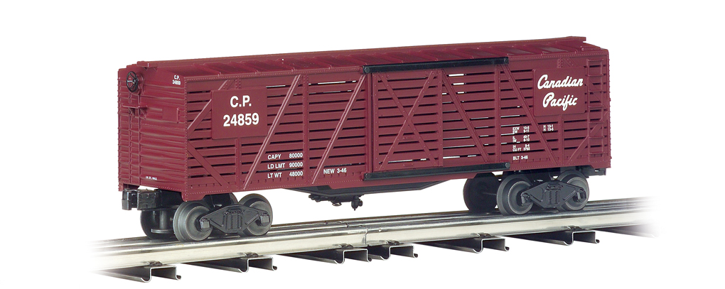 47402 Canadian Pacific - 40' Stock Car