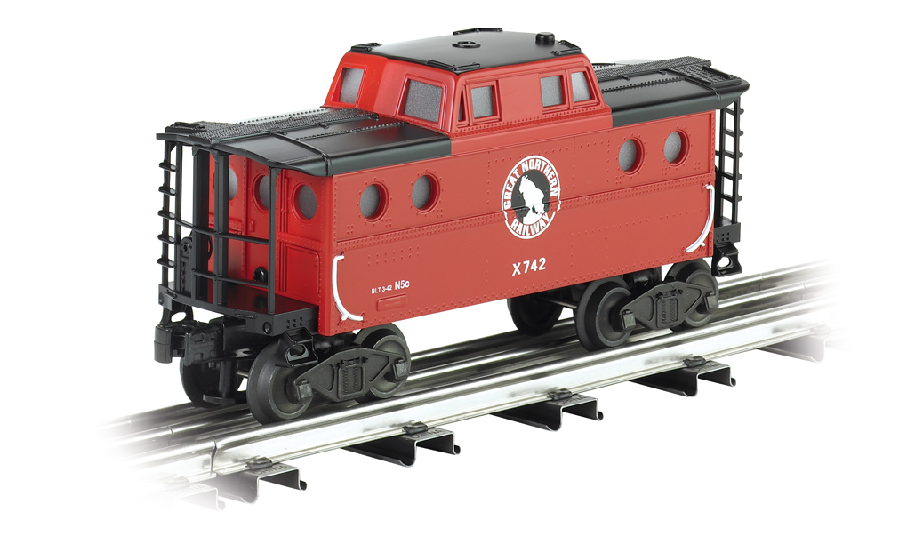 Williams Electric Trains Northern Pacific Box Car