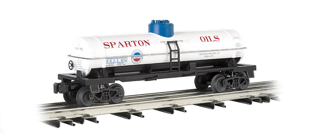 48103 Sparton Oil - Single-Dome Tank Car