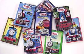 Click Here For Thomas And Friends DVDs