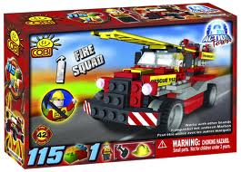 1421 Fire Brigade Vehicle Set