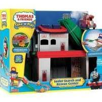 W3531 Thomas & Friends™Take-n-Play™ Sodor Search & Rescue Center