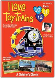 I Love Toy Trains parts 10, 11 & 12