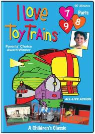 I Love Toy Trains parts 7, 8 & 9