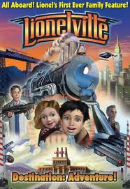 Lionelville Destinations:Adventure DVD