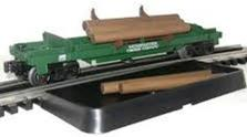 26888 Weyerhaeuser Log Dump Car #115