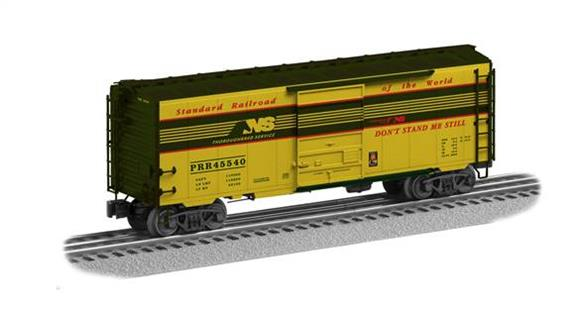 27452 Pennsylvania NS Heritage PS-1 Boxcar #45540