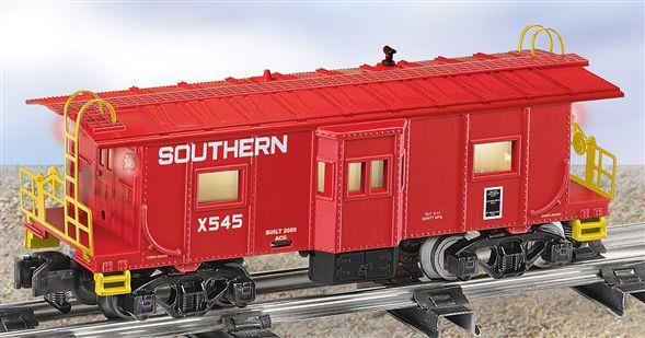 48728 Southern Bay Window Caboose