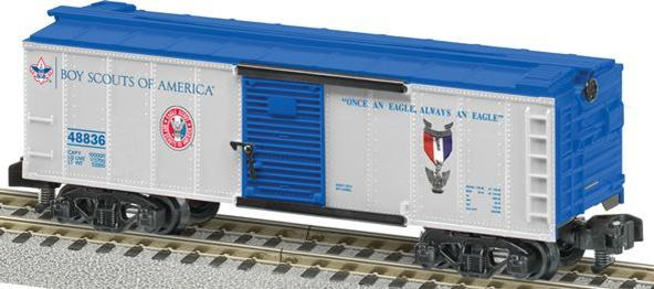 "48836 Boy Scouts of America ""Eagle Scout"" Boxcar"