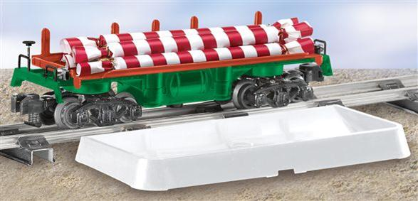 49028 Candy Cane Dump Car
