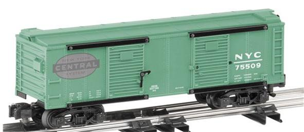 49048 New York Central Operating Boxcar