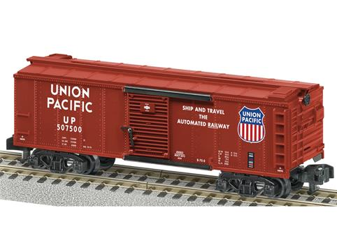49065 UNION PACIFIC DIESEL RAILSOUNDS BOXCAR