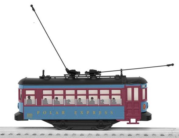 "81450 The Polar Expressâ""¢ Trolley"