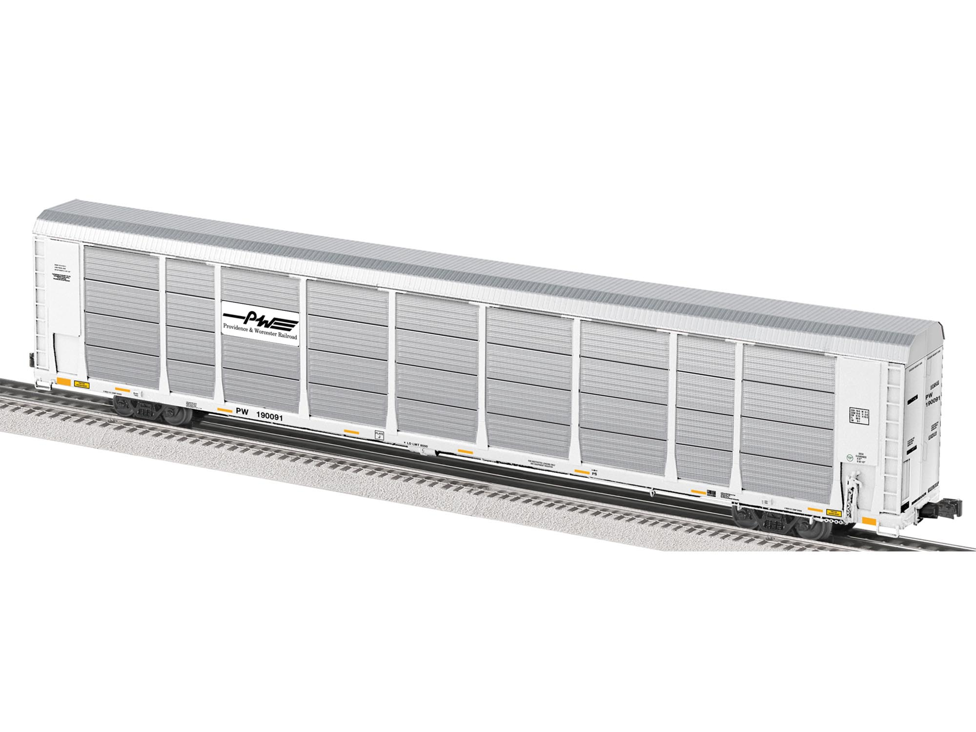 82501 Providence & Worcester 89' Auto Rack #190091