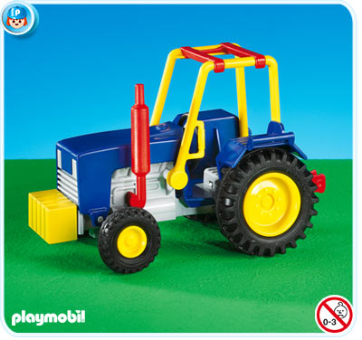 7933 Circus Tractor D