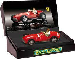 Ferrari 375 F1 Tinplate Car, Limited Edition 1:32 Scale
