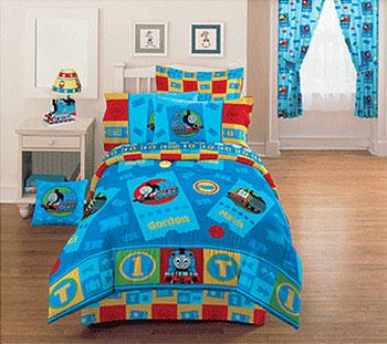 New Products For December   Thomas   Friends. Bedding and Pillows   America s Best Train  Toy   Hobby Shop