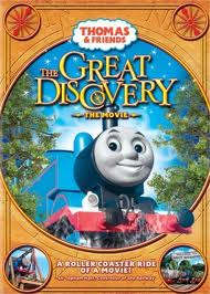 Thomas and Friends The Great Discovery DVD