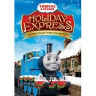 Thomas and Friends Holiday Express DVD