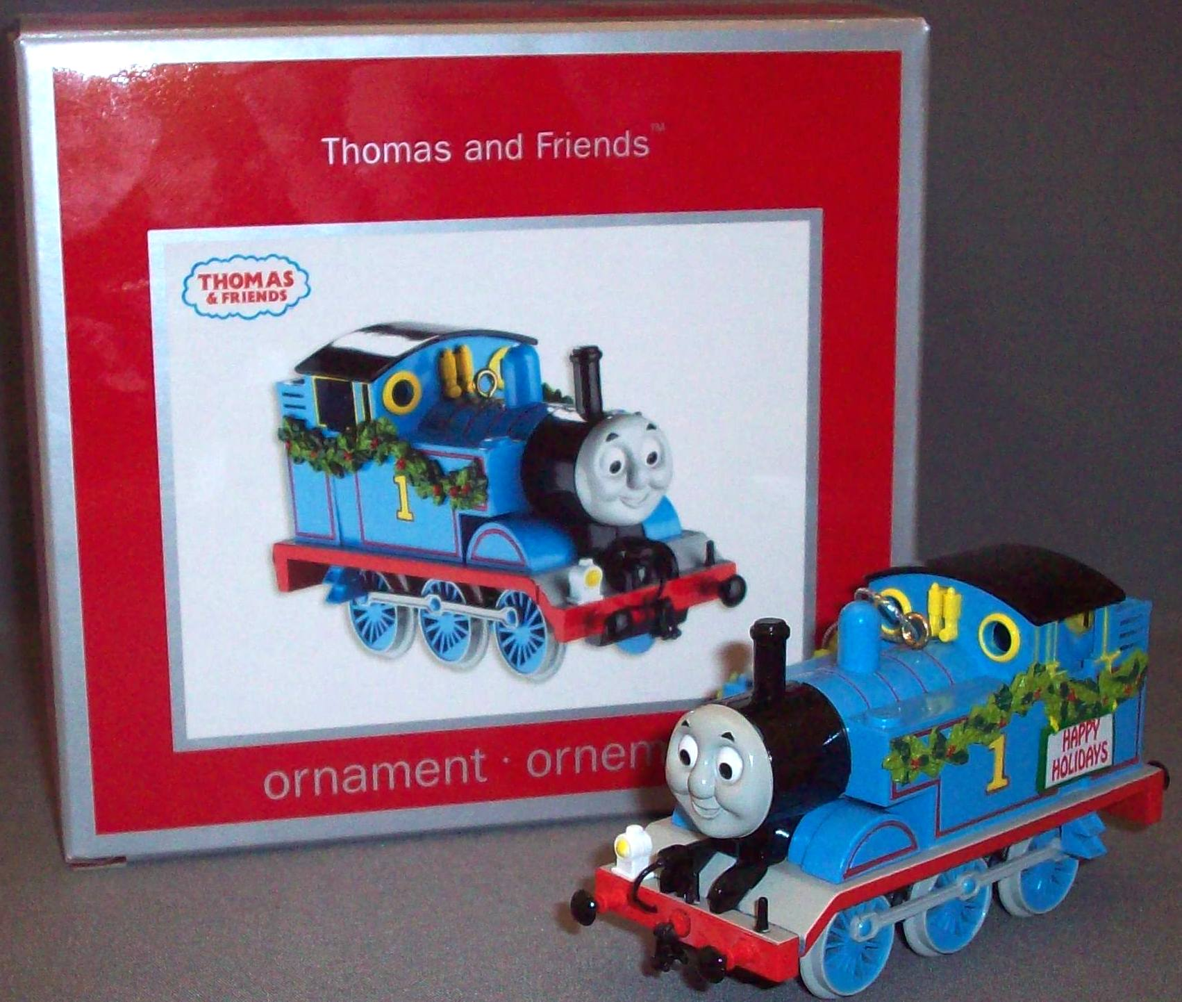 Thomas the Tank Engine Ornament [139] - $17.50 : America's Best ...