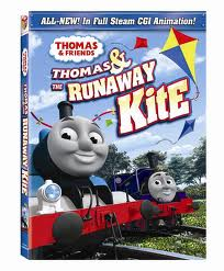 Thomas and Friends Thomas & the Runaway Kite DVD