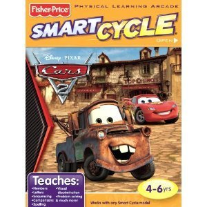 Smart Cycle Game Mater and McQueen