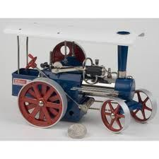 Steam Powered Vehicles
